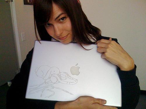 Perfume con aroma a MacBook Pro