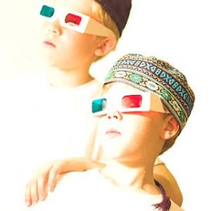 Niños 3D
