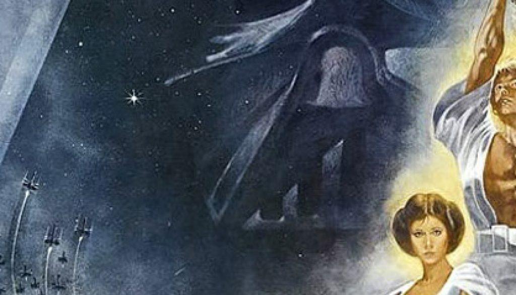 Star Wars, el poster original