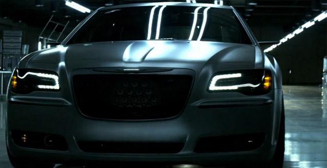 Chrysler también es Batman