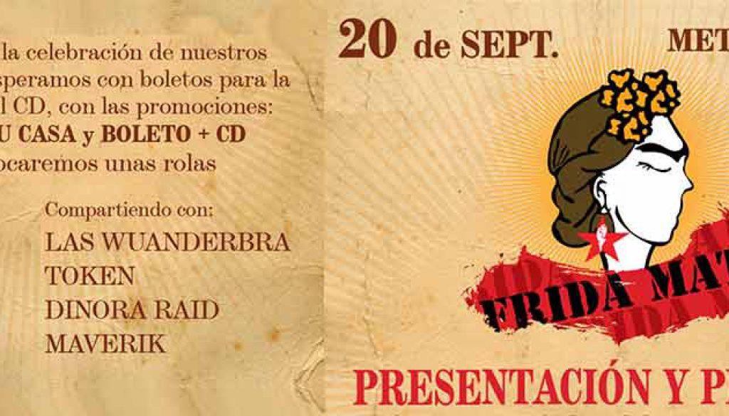 Frida Mata   Iguana Records