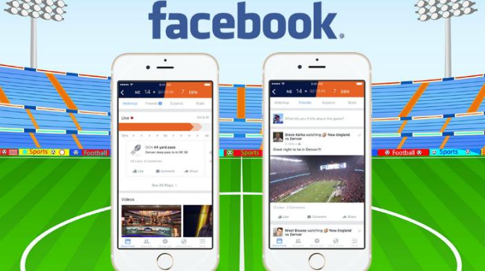 "Presentan ""Facebook Sports Stadium"" previo al Super Bowl"