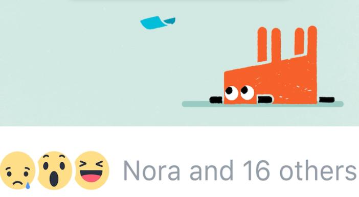Facebook estrena sus 'reacciones' a nivel mundial