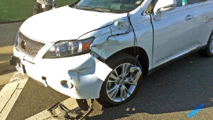 El accidente del Google Car – ¿Buenas noticias?