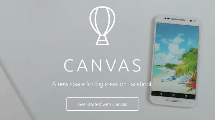 Canvas dará mayor experiencia a anunciantes en Facebook
