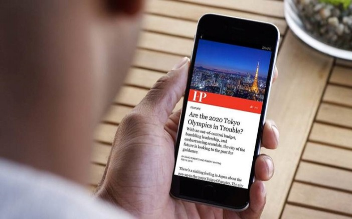 Facebook presenta PlugIn en WordPress para Instant Articles