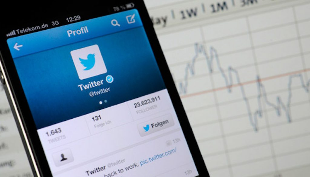 Twitter takes first step to going public