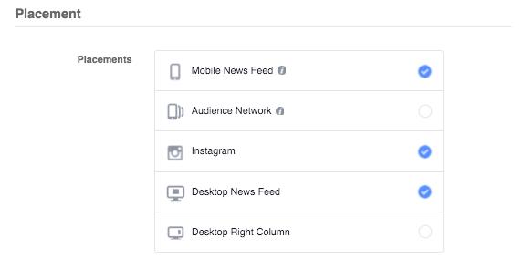 colocacion de anuncio en facebook