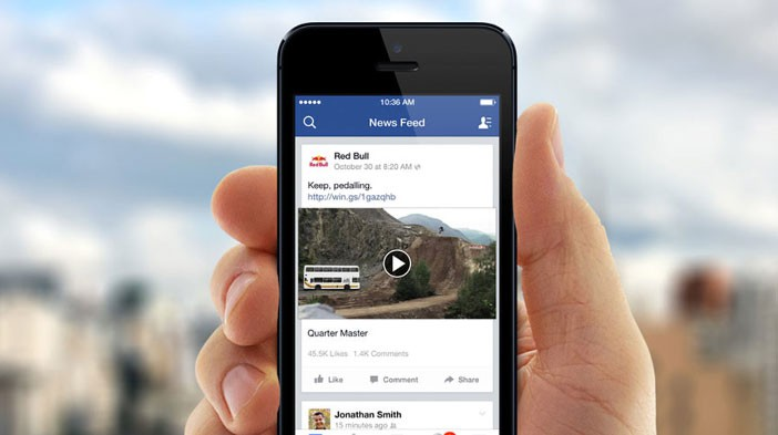 A ver videos offline de Facebook para Android