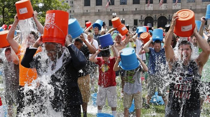 """¿Qué pasó con el """"Ice Bucket Challenge""""?"""