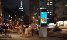 La impresionante red LinkNYC de Nueva York