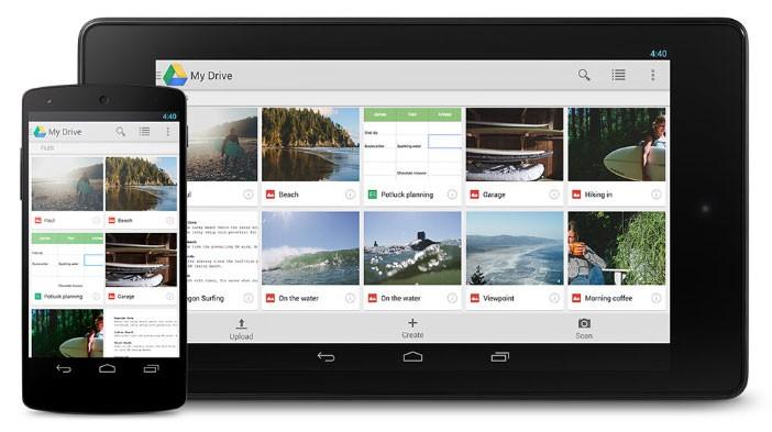 Ahora es más simple buscar en Google Drive