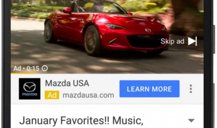 Nueva forma de publicidad en google