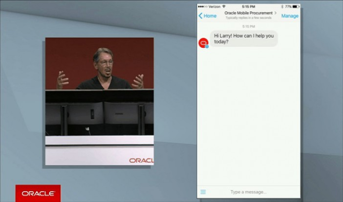 Oracle presenta una plataforma de desarrollo de bots