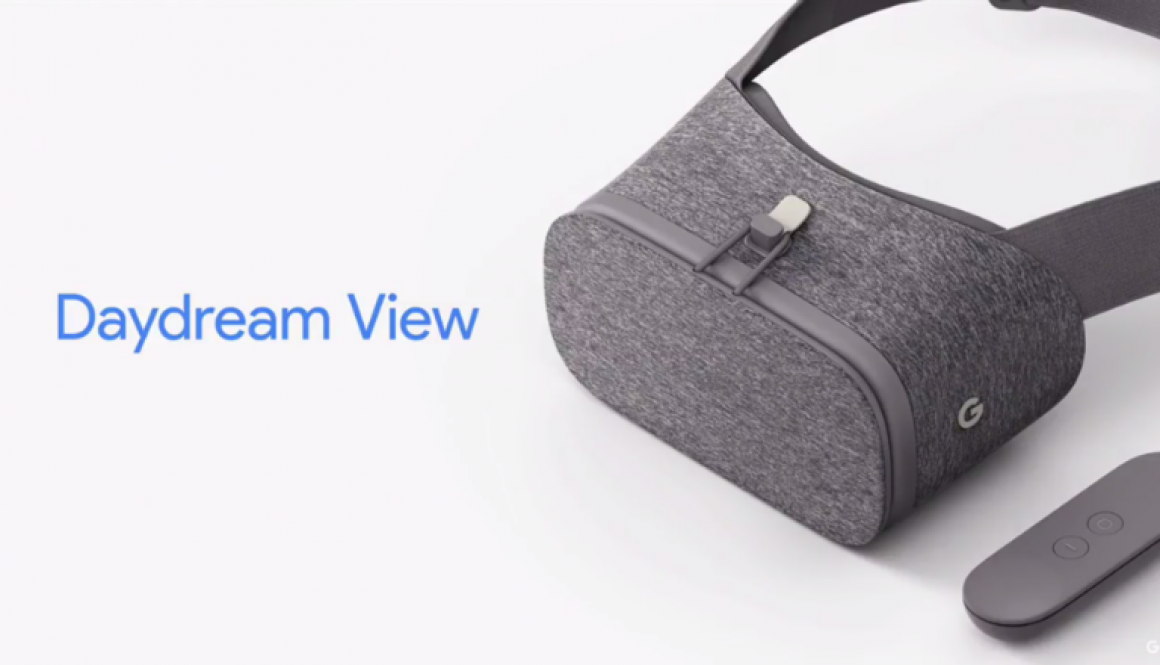 Gafas de realidad virtual de Google