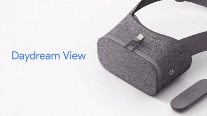Daydream View, gafas de realidad virtual de Google