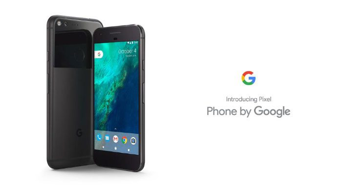 Presentan Google Pixel y Google Pixel XL