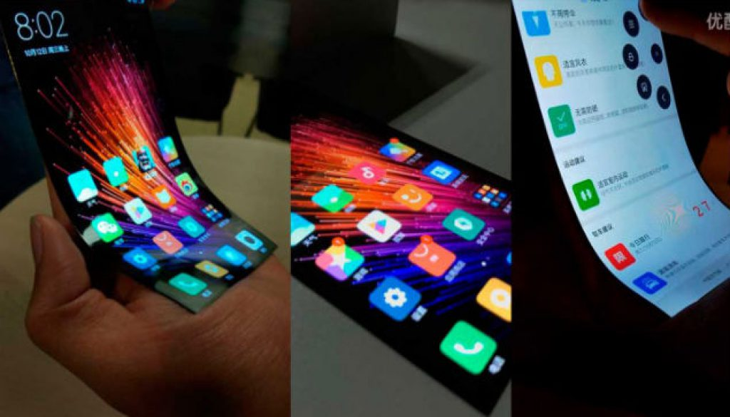 Xiaomi Mi Flex: así será el primer móvil plegable y con ...