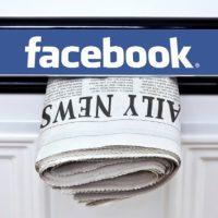 """Facebook lanza """"Proyecto periodismo"""" para mejorar relación con los medios de comunicación"""