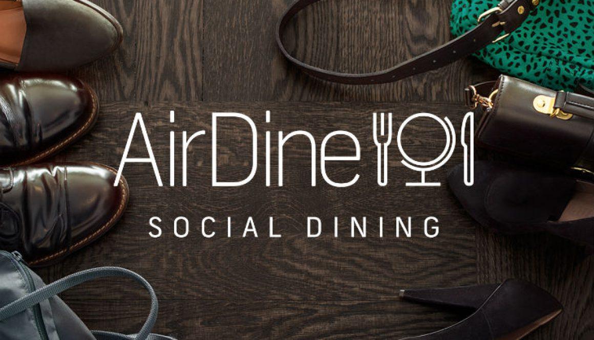Airdine, una app para cenar