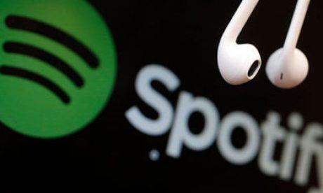 Canciones patrocinadas en Spotify