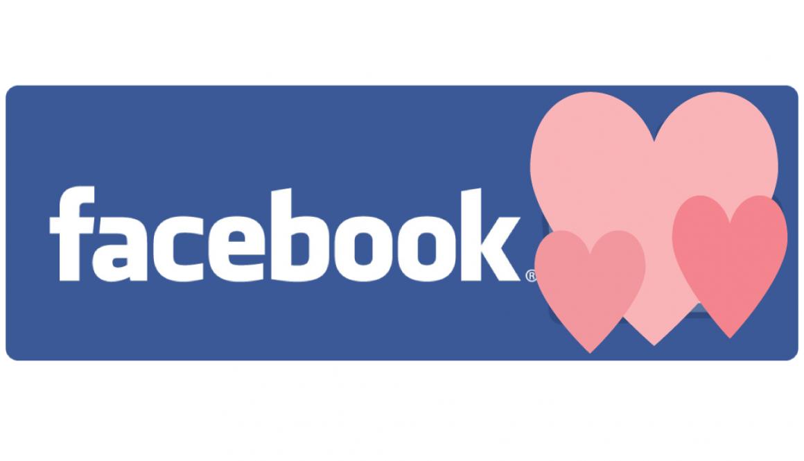 Nuevo efecto de Facebook