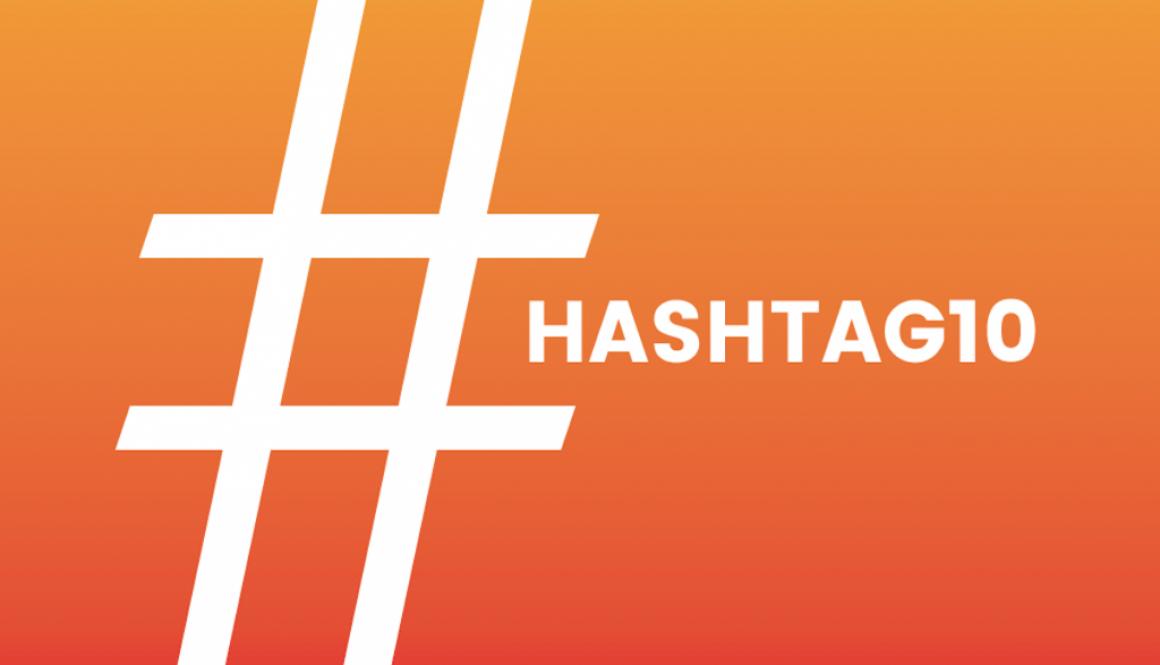 hashtag10